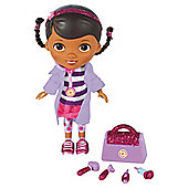 Doc McStuffins Check-Up Doll In Lilac Coat