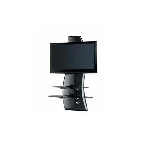 Triskom TV Stand - Carbon Fibre