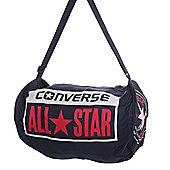 Converse All Star Legacy Duffel Canvas Shoulder Rucksack Bag - Navy