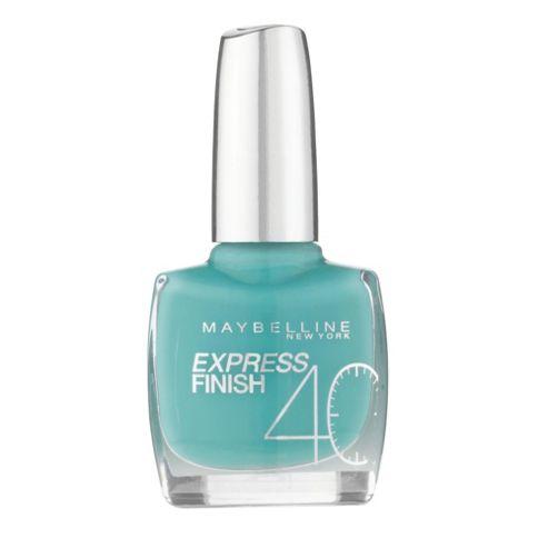 Maybelline Nail Exp Finish Turquoise 863