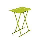 Multi-Purpose Table & Stool Set Lime
