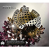 Ministry Of Sound - Anthems Drum & Bass (3CD)