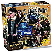 Harry Potter 500 Piece Jigsaw Puzzle Philosophers Stone