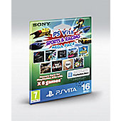 PSVita Sports Voucher & 16GB Memeory Card