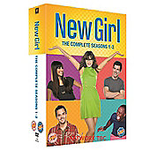 New Girl Season 1-3 DVD