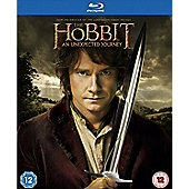 The Hobbit: An Unexpected Journey - 2D Blu-ray