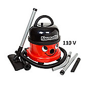 Numatic NRV200RED 110V Henry Commercial Vacuum 110V Red
