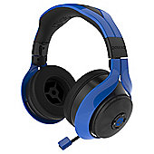 FL-200 Wired Stereo Headset (Blue)