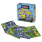 BrainBox 20 more world Memory Card Game