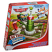 Disney Planes Action Shifters Fill 'N' Fly Station