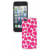 iPhone 5 and iPhone 5s Case Sparkle Heart