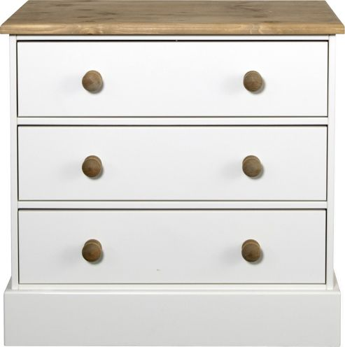 Home Essence Lampton 3 Drawer Chest