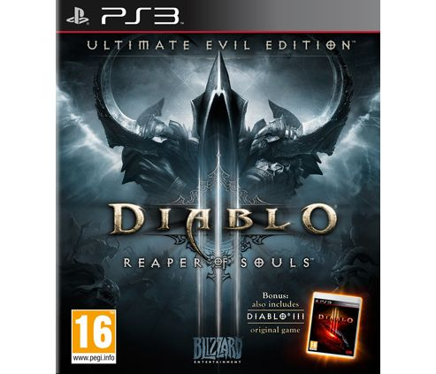 Diablo 3 Ultimate Evil Edition PS3