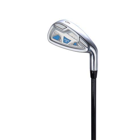 Young Gun Sgs V2 Junior Golf Club 6 Iron Right Hand Blue Age 6-8