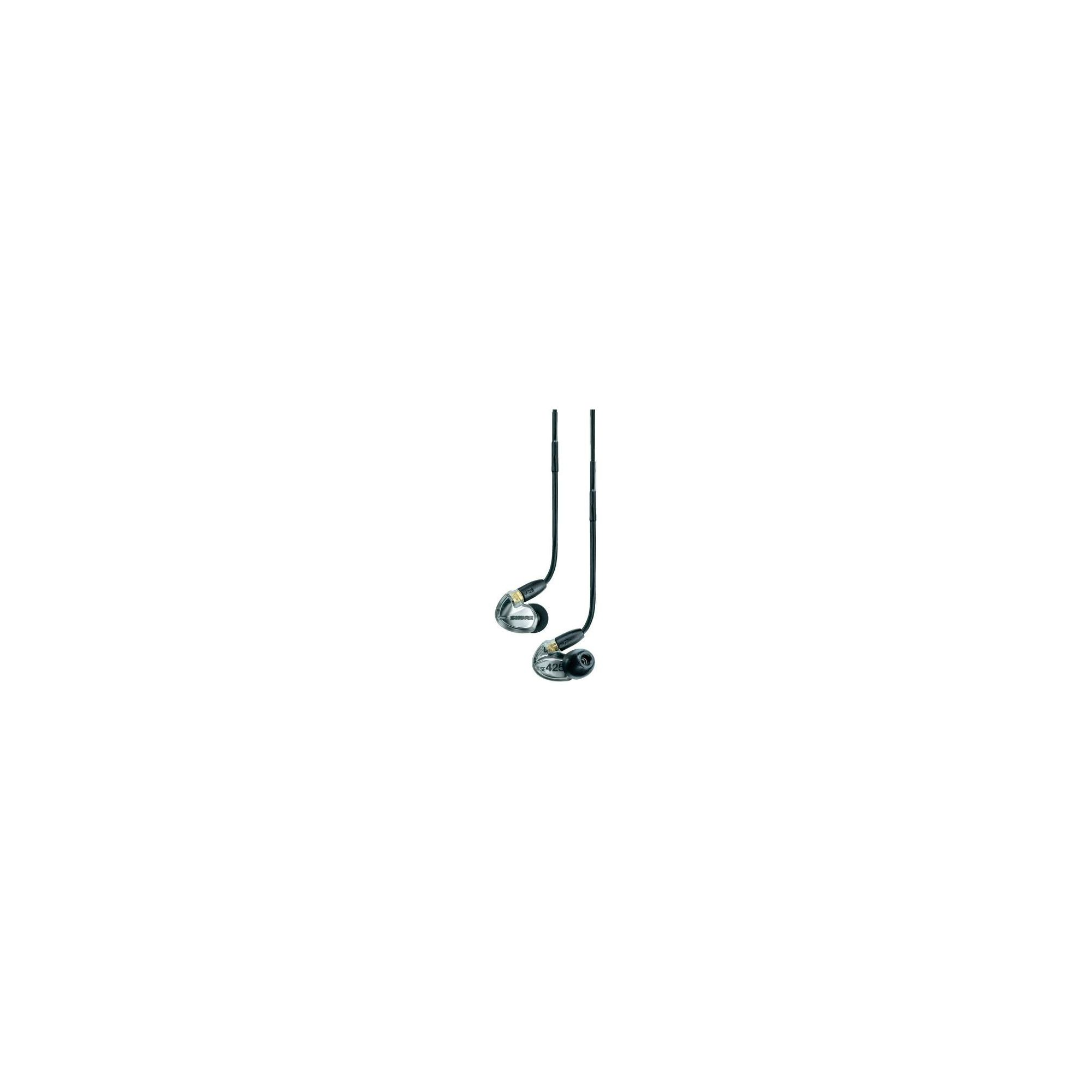 Shure Se425 In-ear Earphones at Tesco Direct