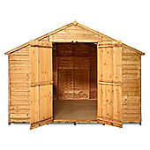 BillyOh 400 6 x 10 Windowless Overlap Apex Shed