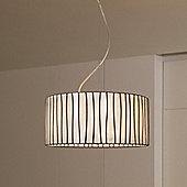Arturo Alvarez Curvas Suspension Lamp - Small - Beige