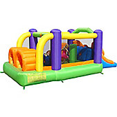 Obstacle Course Bouncy Castle Inflatable