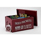 Burgon & Ball Seed Packets Organiser