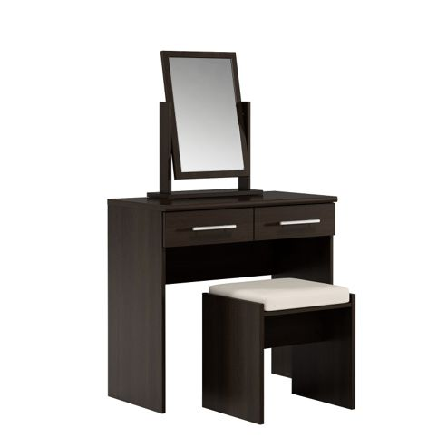 Urbane Designs Prague Dressing Table Set - Oak