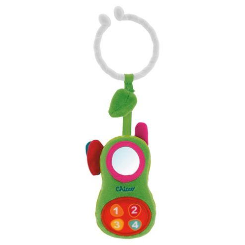 Chicco Soft Phone Rattle