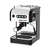 Dualit 84516 Espress-Auto 4-in-1 Coffee and Tea Machine, Black