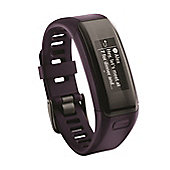 Garmin Vivosmart Heart Rate Tracker Regular Purple