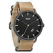 House Of Marley Gents Hitch Leather Watch WM-FA004-SA