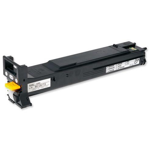 Konica Minolta Magicolor 5550/5570 Range Black Toner Cartridge (Yield 12.000 Pages)