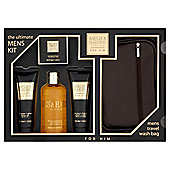 Baylis & Harding Men's Black Pepper & Ginseng Tray Set