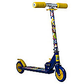 SpongeBob SquarePants 2-Wheel Folding Inline Scooter