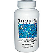 Thorne Research Vitamin C With Flavonoids 180 Veg Capsules
