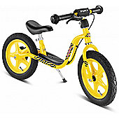 Puky LR1 BR Childrens Learner Bike - Yellow & Black