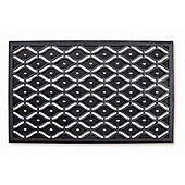 Dandy Rubber Waves Mat - 70cm x 40cm