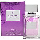 David & Victoria Beckham Signature Women Eau de Toilette (EDT) 30ml Spray For Women