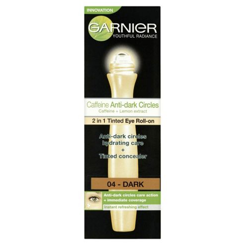 Garnier Nutritionist Tinted Eye Roll-On Dark