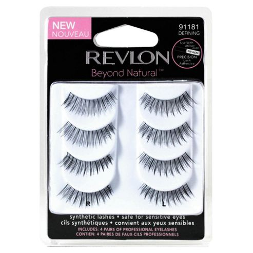 Revlon 4 Pack Lashes - Defining 91181