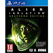 Alien: Isolation (Nostromo Edition) PS4