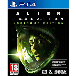 Alien Isolation: Nostromo Edition (PS4)