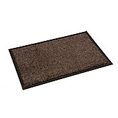Dandy Washamat Dark Brown Mat - Runner 60cm x 180cm