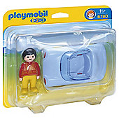 Playmobil 123 Convertible car