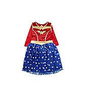DC Comics Wonder Woman Dress-Up Costume years 05 - 06 Red