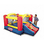 Little Tikes Jump 'n Slide Bouncy Castle