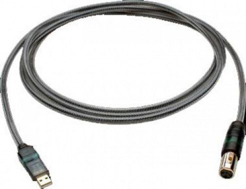 Lightsnake USB - XLR Cable/Soundcard