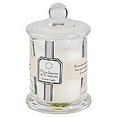 Tesco Apothecary White Jasmine and Tuberose Candle in a Small Filled Jar