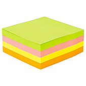T. STICKY NOTES CUBE 76MM X 76MM 350 SHTS