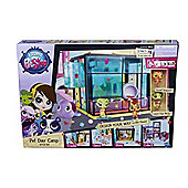 Littlest Pet Shop Pet Day Camp Design Set - Dolls and Playsets