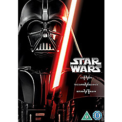 Star Wars Originals Trilogy (DVD)