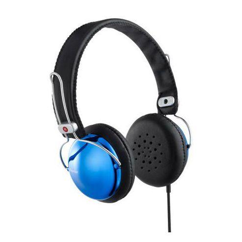 Pioneer SE-MJ151-H Fully-Enclosed Dynamic Headphones - White