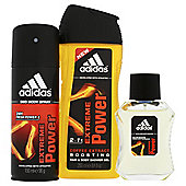 Adidas Extreme Power Trio Gift Set